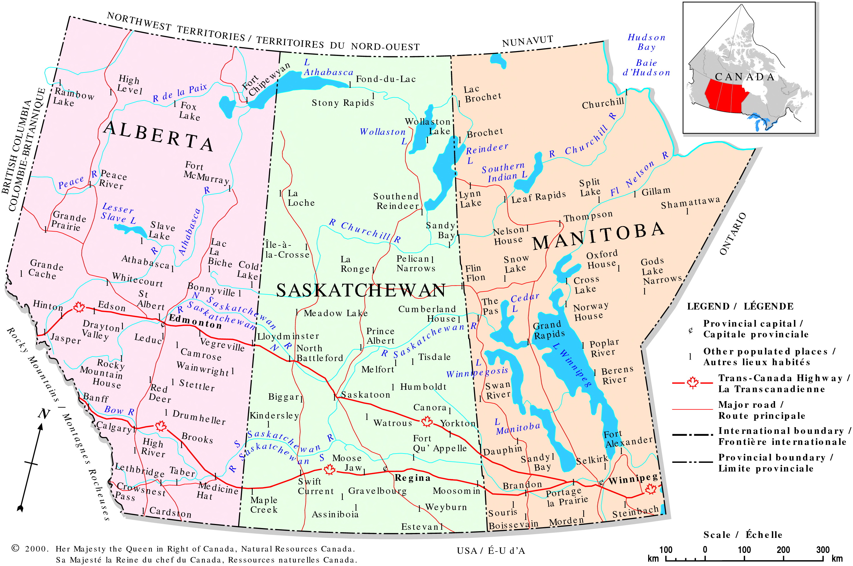 an overview of the canadian province of saskatchewan The provinces and territories of canada are the administrative divisions that are responsible for the delivery of sub-national governance within the geographical areas of canada under the authority of the canadian constitutionin the 1867 canadian confederation, three provinces of british north america—new brunswick, nova scotia and the province.